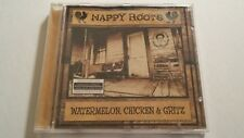 Nappy Roots - Watermelon Chicken & Gritz [CD] Explicit