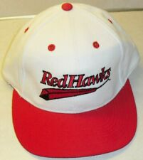 Fargo Moorhead Redhawks Minor League Baseball Vintage 90s Strapback hat (NEW!)