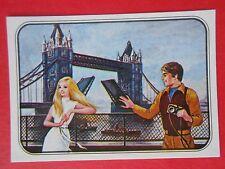 figurines prentjes cromos stickers picture cards figurine barbie 157 panini 1983