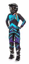 Fly Racing Kinetic Women's Girl's Jersey & Pants Motocross Riding Gear 2016