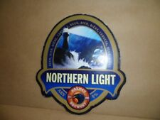 NORTHERN LIGHT   Ale Beer Pump Clip Bar Collectible