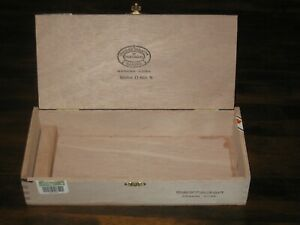 Large Solid Cedar D 5 Cigar Box - perfect for cigar box guitar