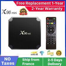 X96 MINI Smart Android 9.0 TV Box Amlogic S905W IPTV Media Player TV set top box