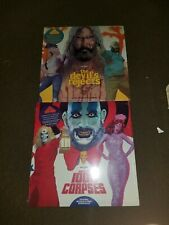 Rob Zombie Sdtk  house of 1000 Corpses Devils Rejects ltd 4 Lps 180 gram