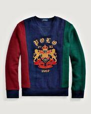 ***3XLT***Polo Ralph Lauren Big & Tall Crest Fleece Sweatshirt New With Tags