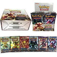 Pokemon TCG Game Card, 324 PCS /Set Cards Rare/COM/UNC Mega Kids Funny Game &&