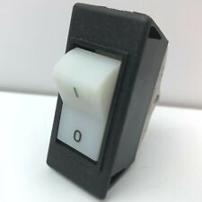Eta 220 V 1a Ac250v 41 11 P10 White Illuminated Onoff Switch New Circuit