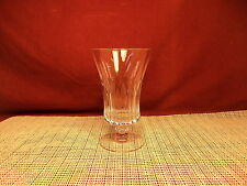 Vintage Tiffin Crystal Melissa Pattern Iced Tea Goblet 5 3/4""