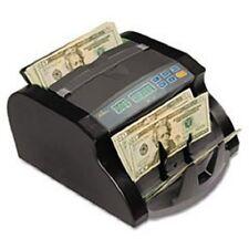 "Electric Bill Counter, 1000 Bills/Min., 1063/100Wx9 45/100Dx6 1/10"", Black/Gray"