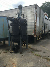 New listing Carbon Steel Tank With Insulating Jacket by Brampton Plate 400 Gallons Used