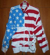 Js adidas Jeremy Scott js Stars & Stripes track Top TT Jacket estados unidos talla M x30164 y3