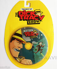 The Best of The Dick Tracy Show DVD Calling All Cars Color Animated Cartoons