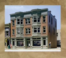 NEW ~ DOWNTOWN BOOKSTORE Building Kit by DPM ~ Mayhayred Trains N Scale Lot