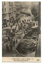 Catastrophe.paris.orage from 15-06-1914.place