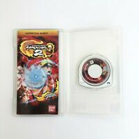 Naruto - Ultimate Ninja Heroes 2 - Sony PSP - Complete With Manual