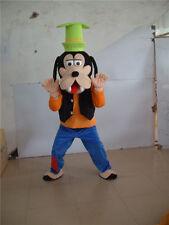 Adult Cartoon Goofy Dog Mascot Cosplay Costumes Fancy Dress Party Cosplay Unisex