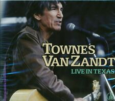 SEALED NEW CD Townes Van Zandt - Live In Texas