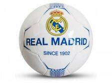 Real Madrid Fc Since 1902 White Football Size 5 Faux Leather Ball Official Produ