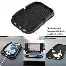 Non Slip Car Dashboard Anti Slip Grip Phone Holder Pad Mat GPS SatNav Coins Keys