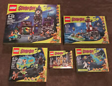 LEGO Scooby-Doo Collection New Complete 75900 75901 75902 75903 75904 US Seller