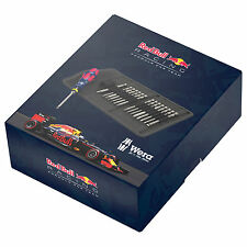 Wera Red Bull Racing Sonderedition Kraftform Kompakt 60 RBR Edelstahl, 17-teilig