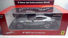 1/18 Ferrari  F12  Berlinetta  - HOT WHEELS -  3L050