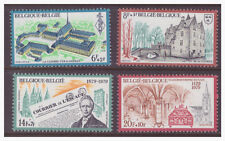 Belgium MNH 1979 Architecture, Culture Edition mint set stamps SG2567-2570
