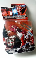 TRANSFORMERS figure TAKARA ANIMATED ARCEE TA-12 RARE NEW MOC 100% SEALED