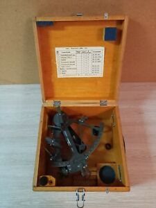 Vintage Soviet ship sextant 1968 USSR. Original