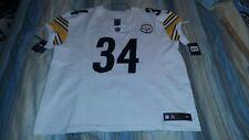 27c38704094 Terrell Edmunds #34 Steelers Nike Vapor Untouchable Elite Football Jersey  Sz 56