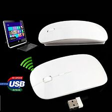 2.4 GHz USB Wireless Cordless Mouse Ottico Scroll PC Windows 7 8 10 Mouse Mice