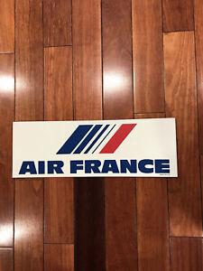 AIR FRANCE GATE SIGN