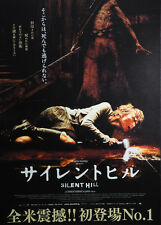 Silent Hill 2006 Christophe Gans Japan Mini Movie Poster Chirashi B5