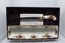 Royal Albert Old Country Roses Desk Set Boxed British