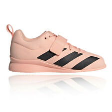adidas Womens adipower Weightlifting II Shoes Pink Sports Breathable