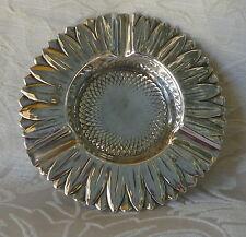 Cendrier en forme de tournesol, Christofle Art Nouveau c1900