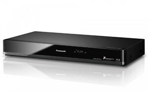 Panasonic DMR-BWT850EB 4K SMART 3D Blu-ray DVD Freeview HD Play Recorder 1TB HDD