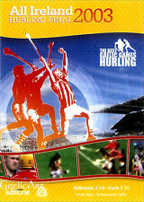 2003 GAA All-Ireland Hurling Final: Kilkenny v Cork DVD