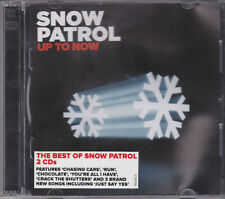 Snow Patrol- 2 x CD Set - Up To Now ( The Best Of ) - 2009 Fiction 2720709
