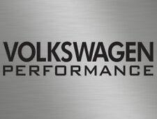 Volkswagen VW Performance Car Vinyl Decals Stickers, Race, Van, Window R32 GTI