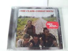 cd musica clash combat rock
