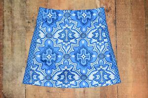 Gretchen Scott Women's Skort Size XS Multicolor Pockets Polyester Spandex EUC 31