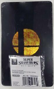 Steelbook + pins Super Smash Bros Ultimate Nintendo Switch NEUF NEW SANS JEU