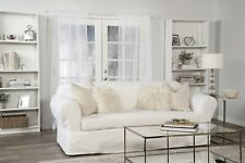 Twill 2 piece Sofa Slip Cover Cotton sofa