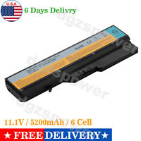 Battery for Lenovo Ideapad G460 Z560 V360 G560 B570 V470 Z475 57Y6454 57Y6455