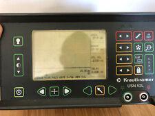 GE Krautkramer USN52L Ultrasonic Flaw Detector - Thickness/NDT Inspections UT