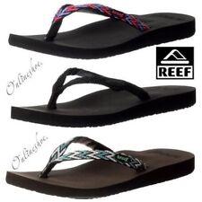 Sandali e scarpe blu Reef per il mare da donna
