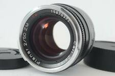 """Mint"" Zeiss Planar T 50mm f/2 MF Lens For Leica M 2665#J"