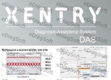 Mercedes DAS Xentry Smart Activation Key code password + No Password FIX