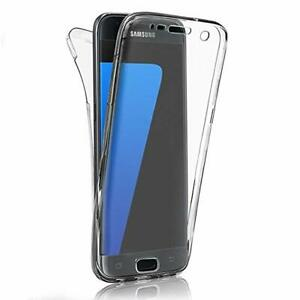 Front & Back Cover Rubber Full Case Protector for Samsung Galaxy S3 S4 S5